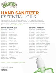 Lebermuth Hand Sanitizer Essential Oils & Fragrances_full