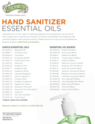 Lebermuth Hand Sanitizer Essential Oils & Fragrances_full