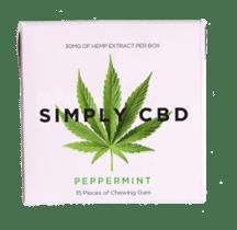 Simply CBD gum