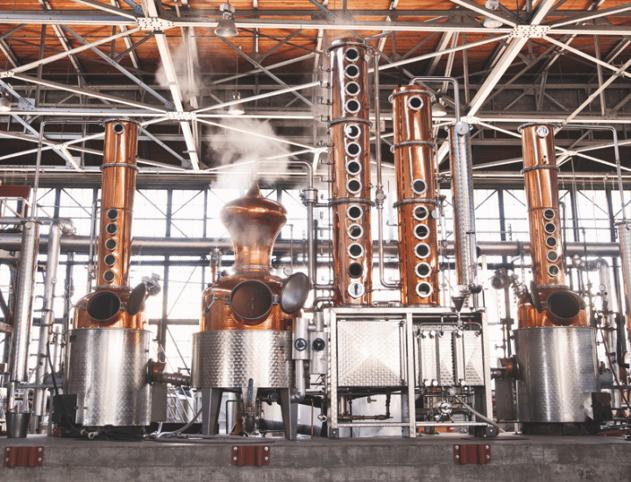 Spirit distill
