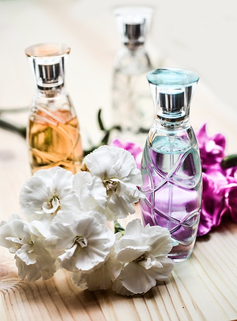 fragrance inspiration for spring 2017