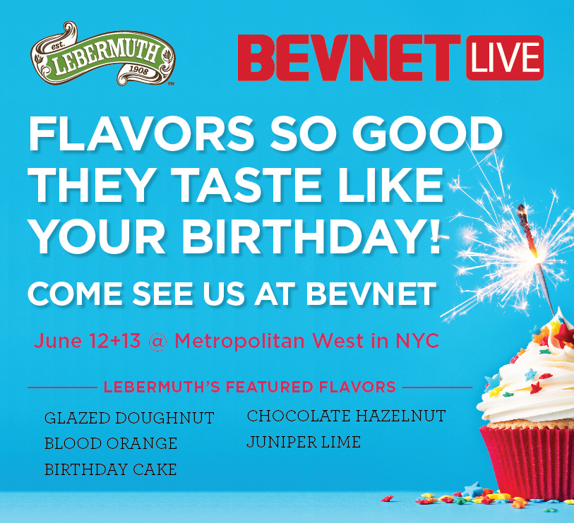 See you next week at BevNet LIVE in NYC!