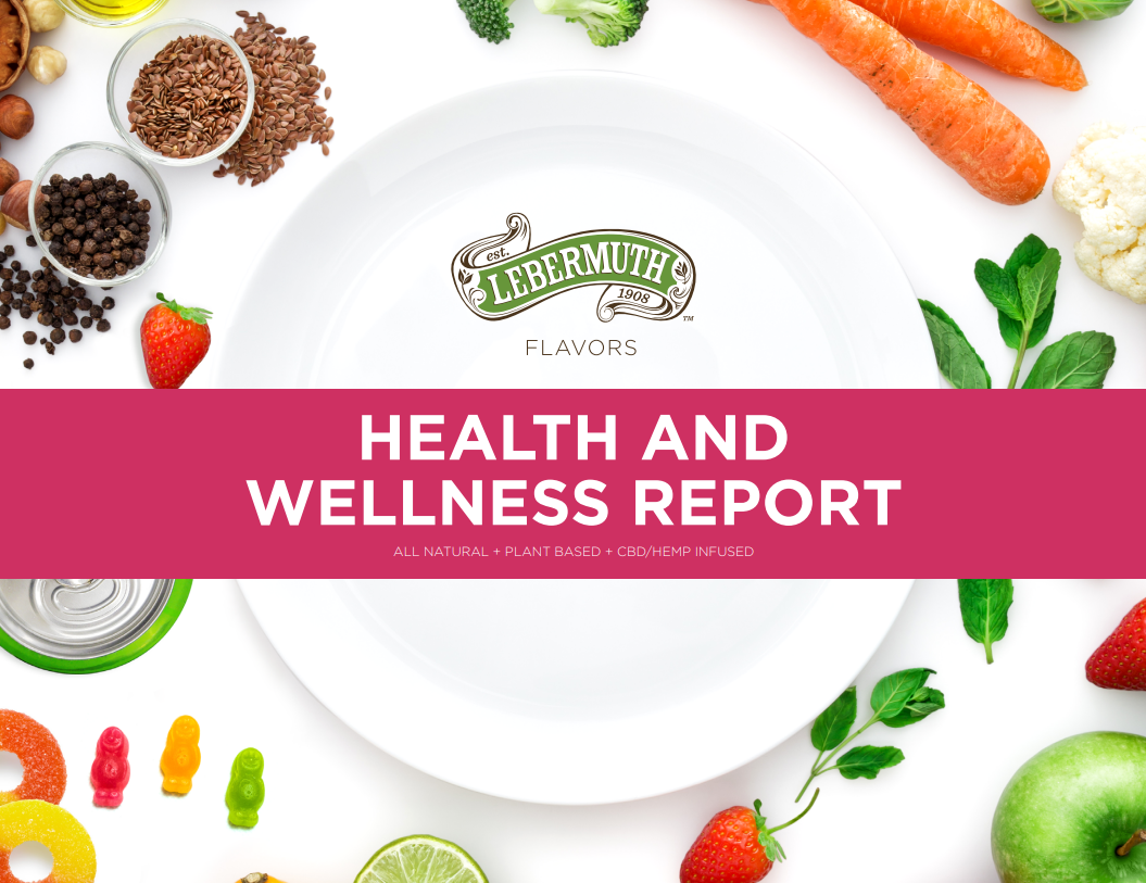 Flavor Health & Wellness Trend Report