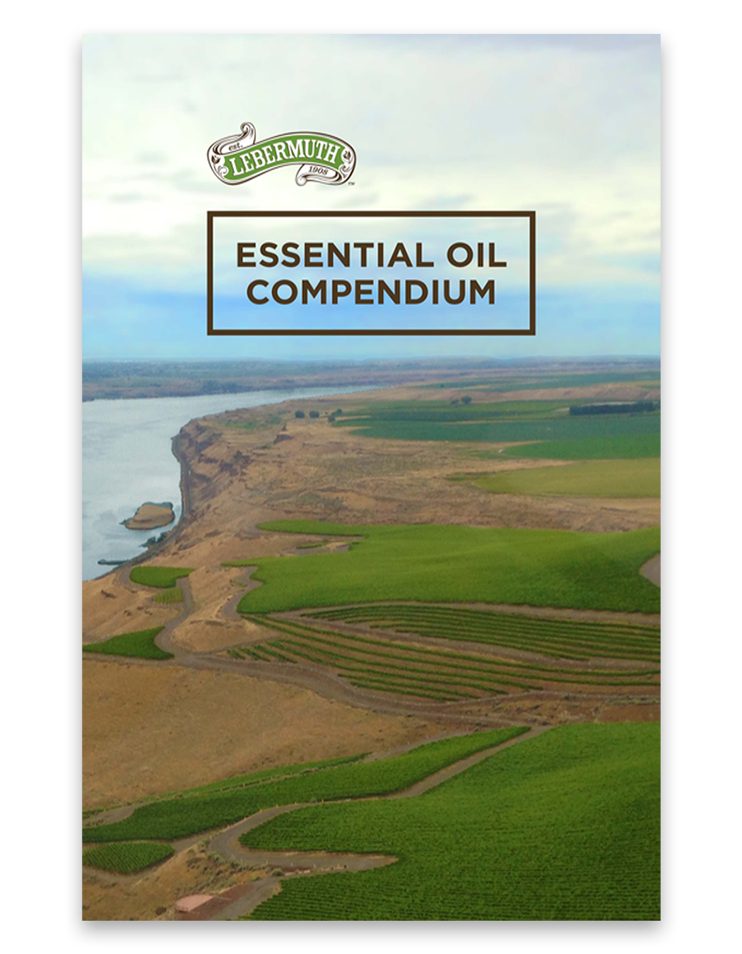 Our Essential Oil Compendium is a great resource to keep on hand